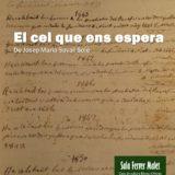 Cartell Presentació llibre JM Savall