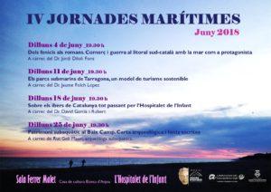 CARTELL JORNADES MARÍTIMES